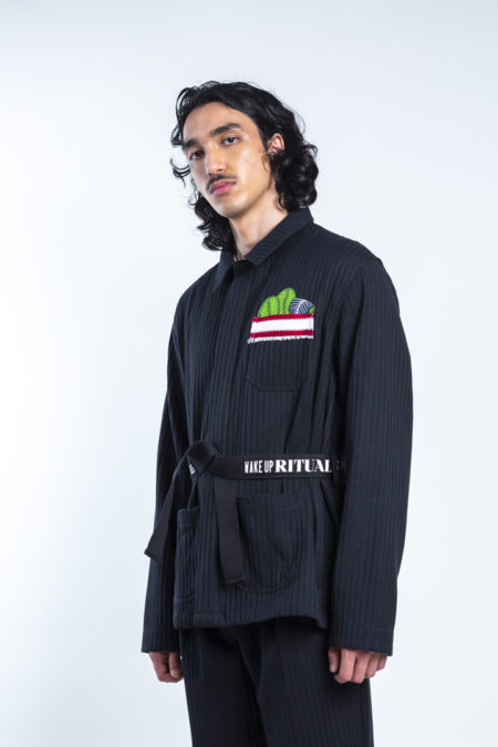 Korogo work-jacket