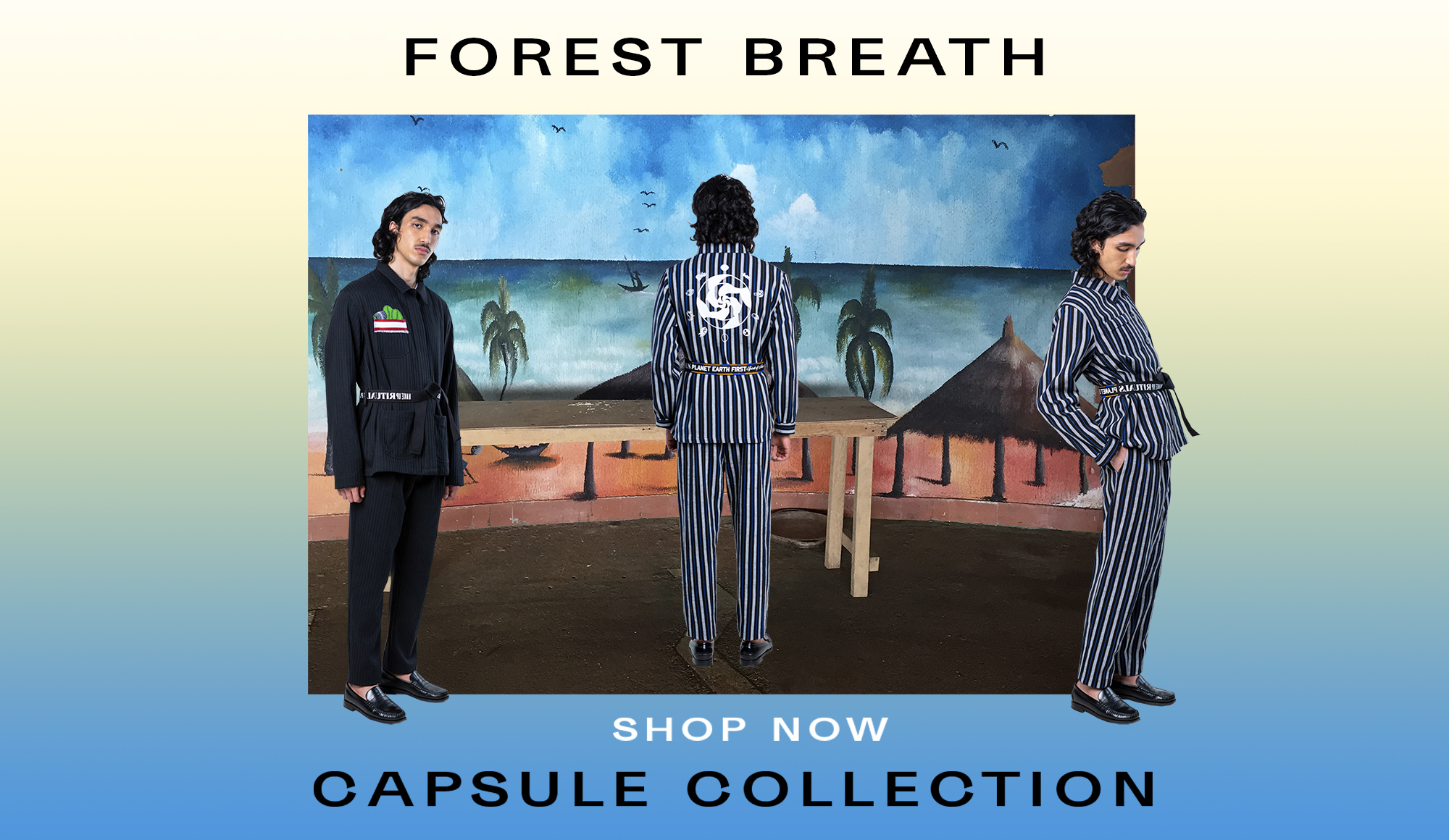 FOREST BREATH CAPSULE COLLECTION